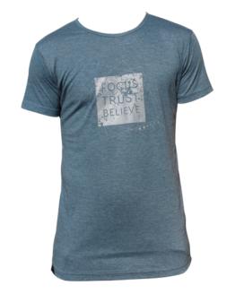 FTB Spiral Block Mens T-Shirt