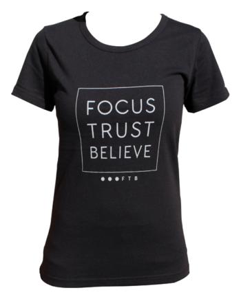 FTB Squared Ladies T-Shirt
