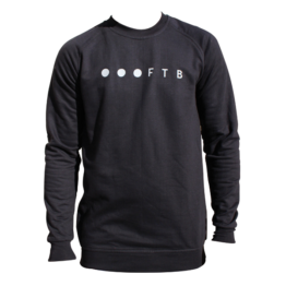 FTB Ellipsis Crew Neck Sweater