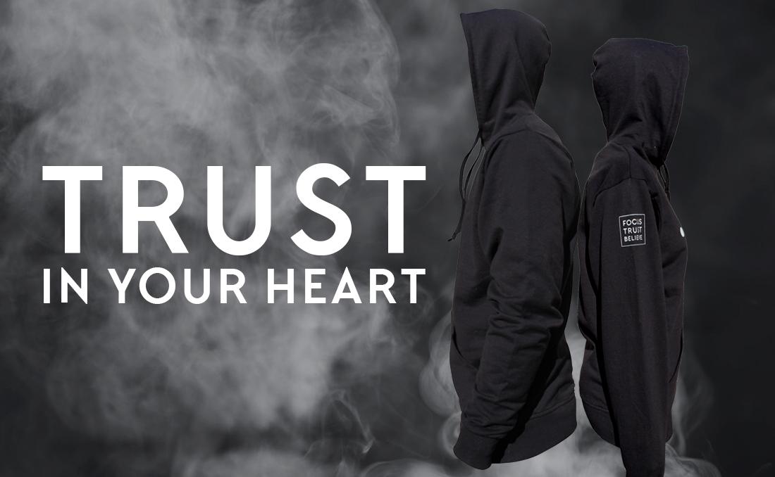 F.T.B Hoodies - Focus Trust Believe