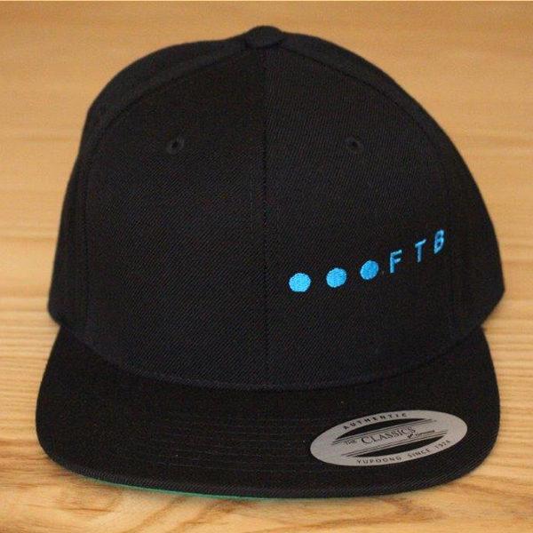 FTB Ellipsis Side | FTB Classic Cap Blue