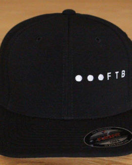 FTB Ellipsis Side | FTB Classic Cap White