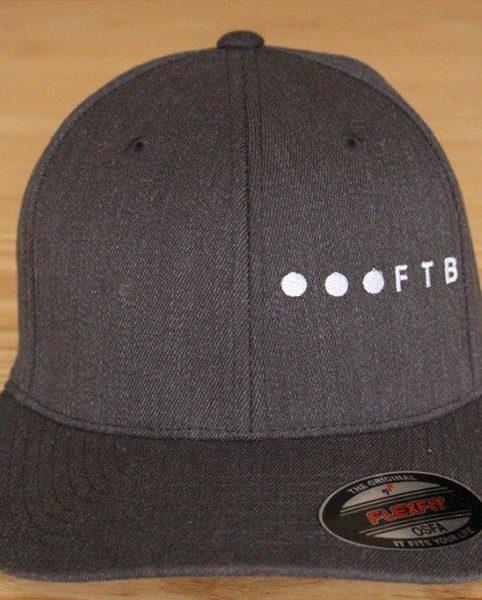 FTB Ellipsis Side | FTB OSFA Cap Grey