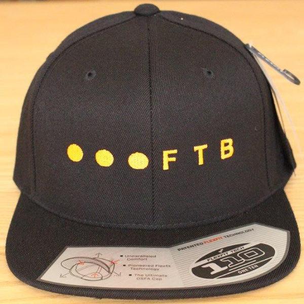 FTB Ellipsis | FTB 110 Delux Cap Orange