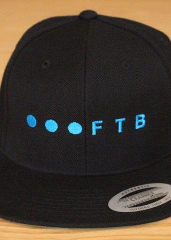 FTB Ellipsis | FTB Classic Cap Blue