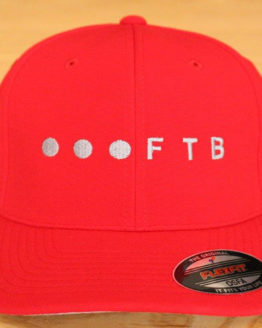 FTB Ellipsis | FTB OSFA Cap Red