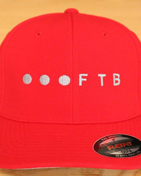 FTB Ellipsis | FTB OSFA Cap Red