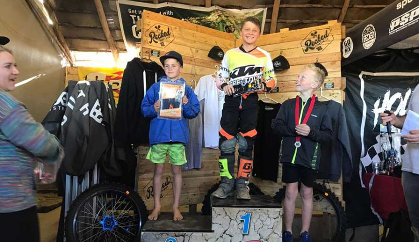 T-Bone Racing - Zone 7 Race Report Holeshot Glory