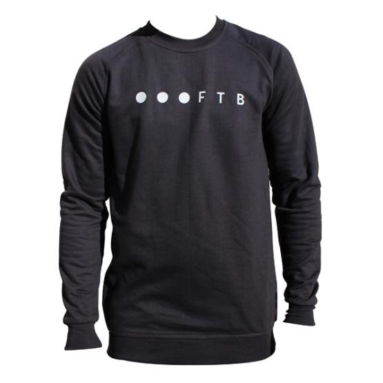 FTB Ellipsis Crew Neck Sweater